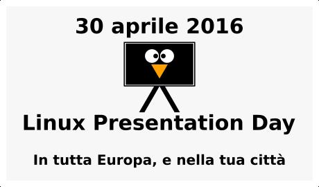 Macomer – Linux Presentation Day