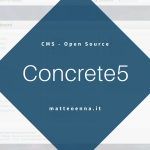 Concrete5 CMS Open Source
