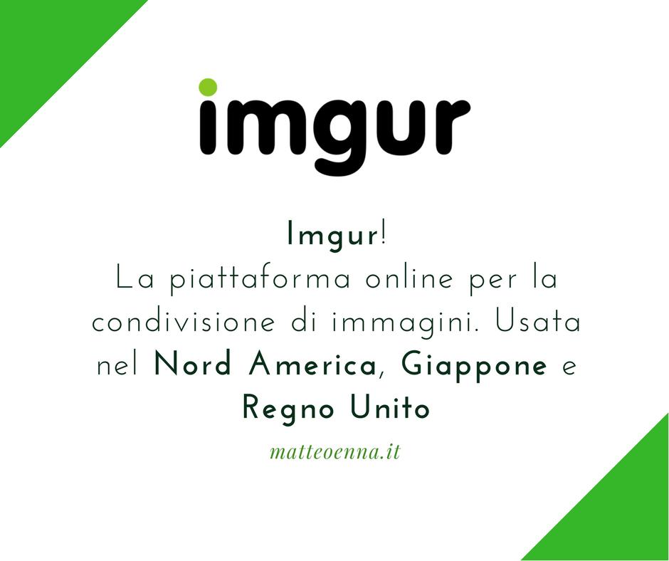 Imgur, la community per la condvisione delle immagini in Nord America