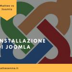 matteo vs joomla installazione