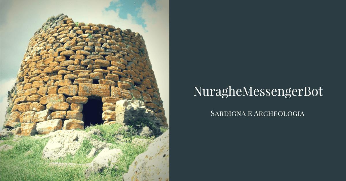 NuragheMessengerBot, i luoghi di interesse su Facebook