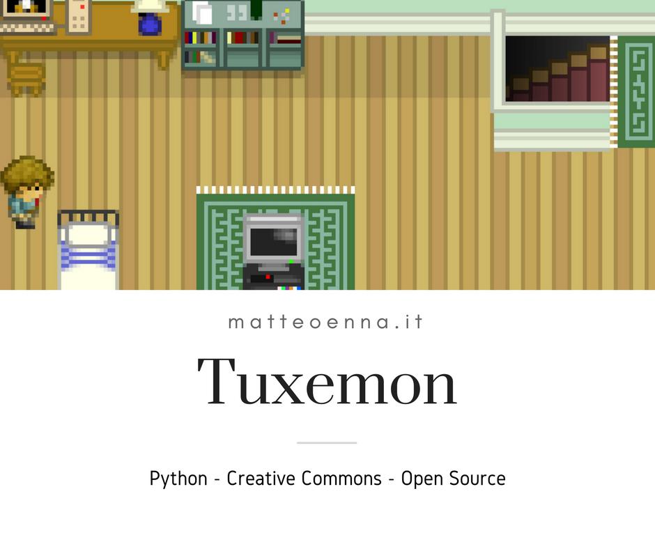 Tuxemon, l'RPG Open Source dei Pokemon