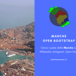 Marche Open Bootstrap