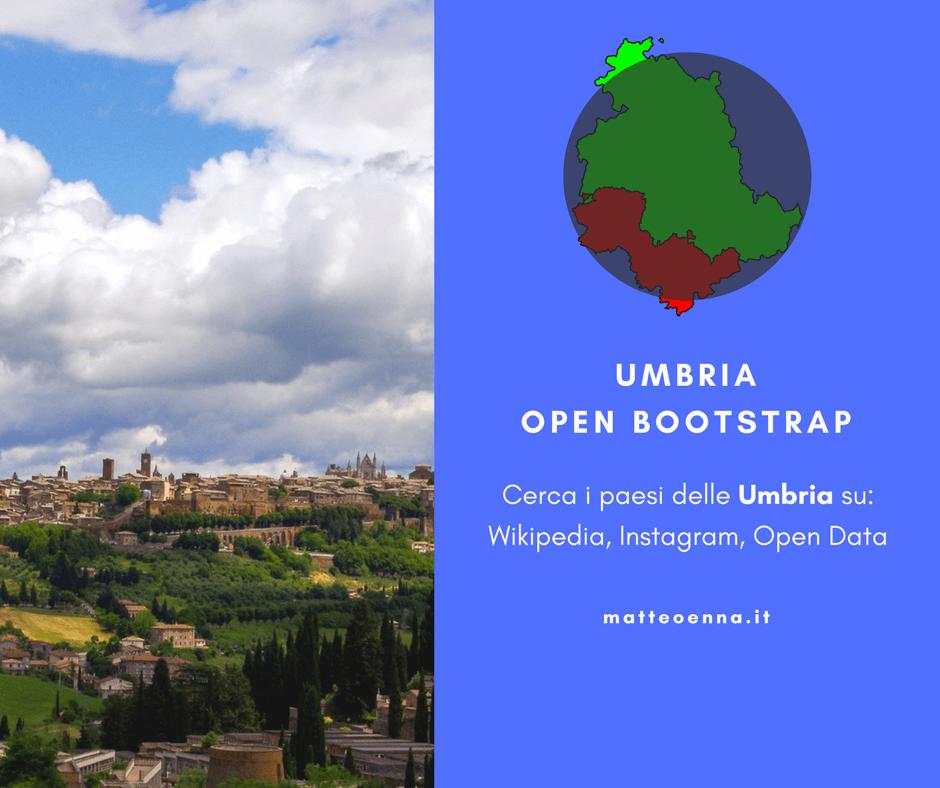 Umbria Open Bootstrap – il nuovo fork