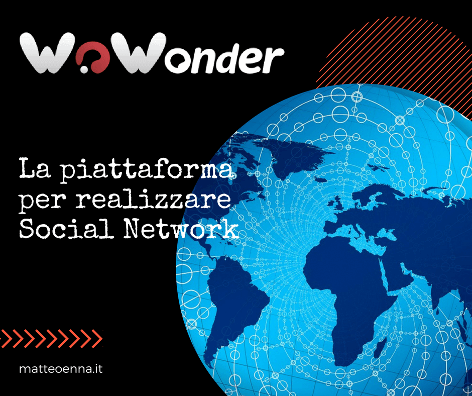 WoWonder, realizzare un Social Network in PHP
