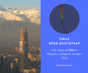 Chile Open Bootstrap IT