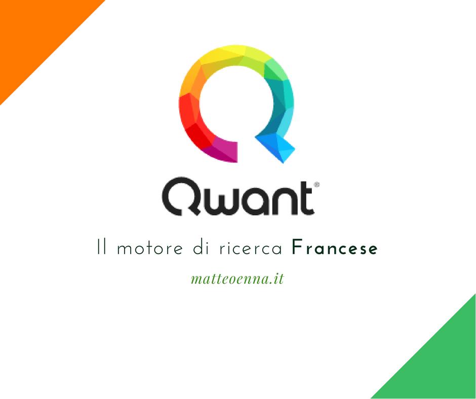Qwant, la scommessa Europea nei motori di ricerca