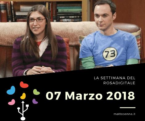 Sheldon e Emy