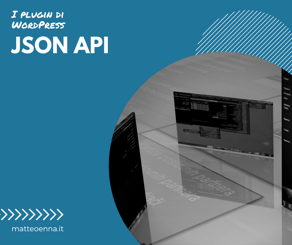 JSON API – I post WordPress in REST
