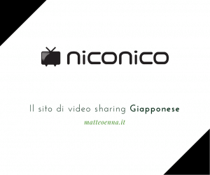 Video sharing Giapponese
