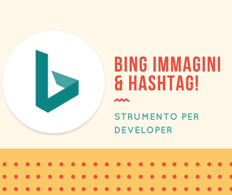 Bingserver, libreria PHP per cercare immagini libere su Bing