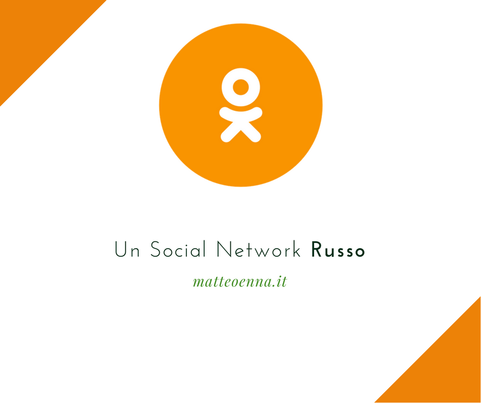 Odnoklassniki (Ok.ru) – il social network Russo