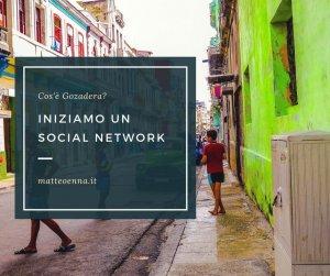 Gozadera, il social network