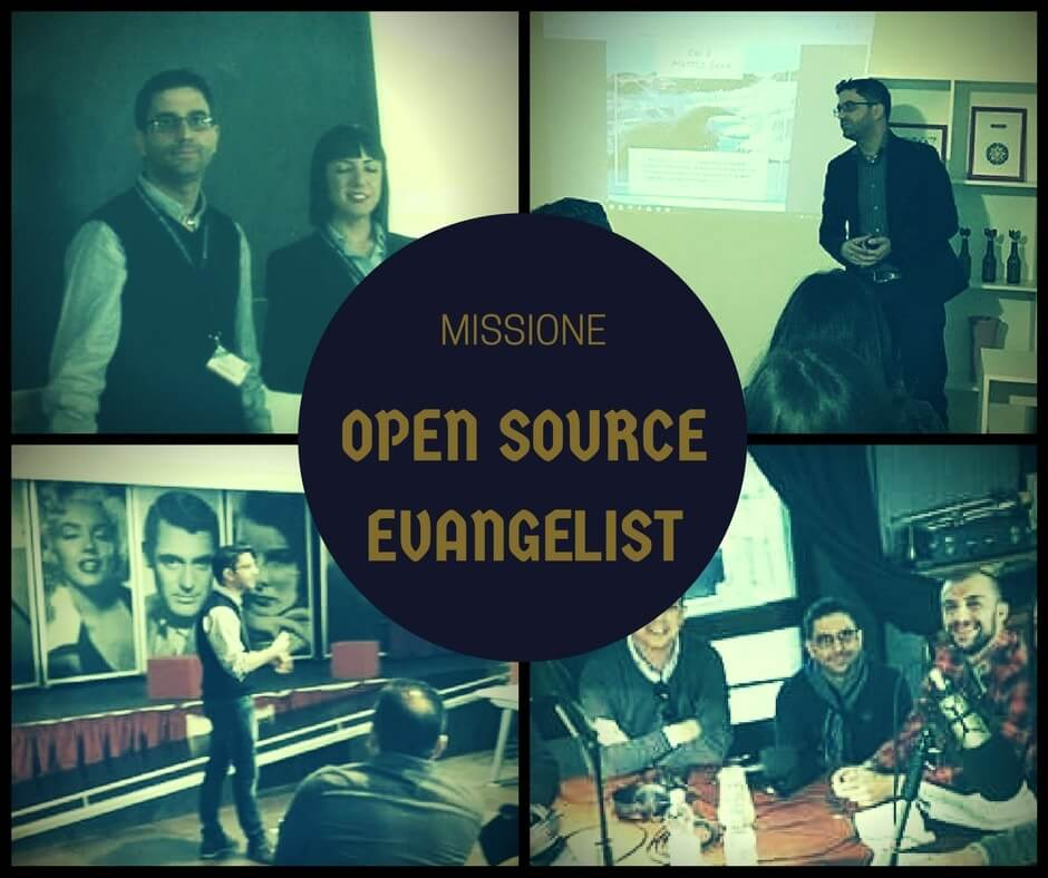 Open Source Evangelist