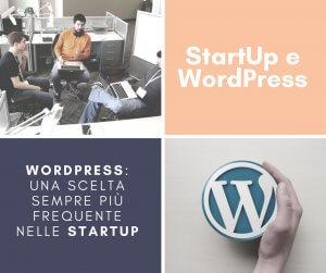 CMS per StartUp