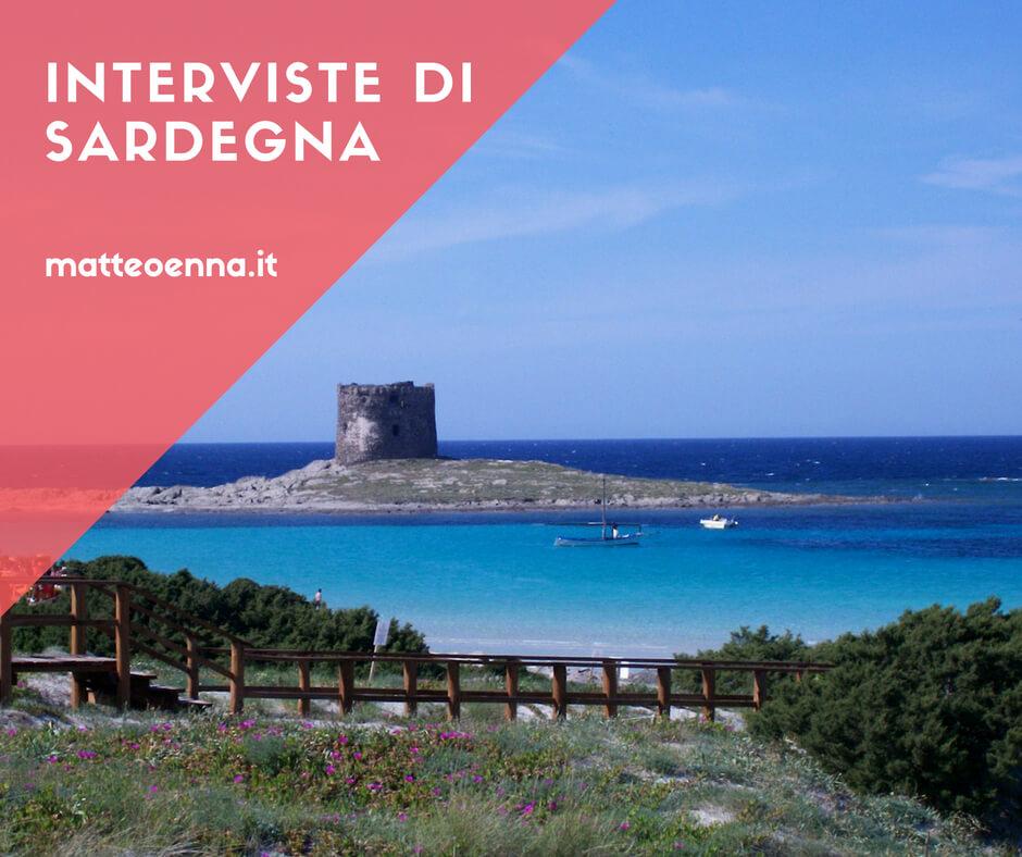 Interviste dalla Sardegna