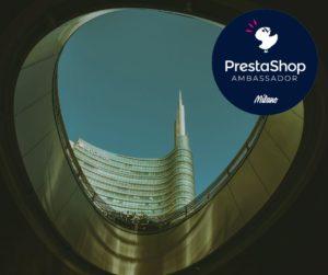 PrestaShop Ambassador Milano