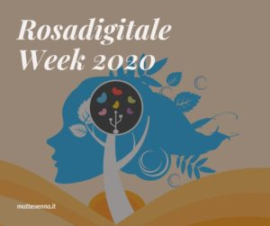 La settimana del Rosadigitale 2020